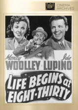 Life Begins at Eight-Thirty (Fox Cinema Archives) DVD
