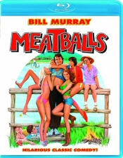 Meatballs Blu-Ray