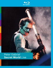 Peter Gabriel: Secret World Live Blu-Ray