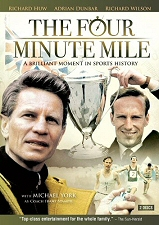 Four Minute Mile DVD