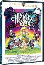 Heidis Song DVD