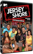 Jersey Shore Uncensored Season 5 DVD