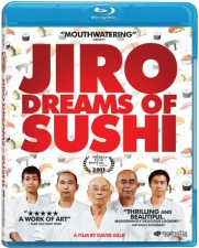 Jiro Dreams of Sushi Blu-Ray