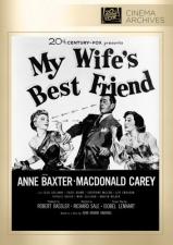 My Wifes Best Friend DVD