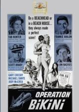 Operation Bikini DVD