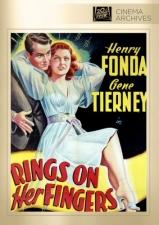 Rings On Her Fingers DVD