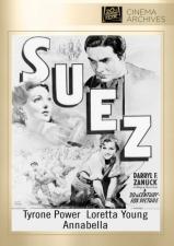 Suez DVD