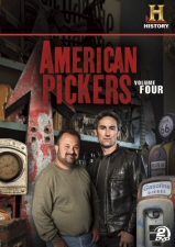 American Pickers Vol. 4 DVD