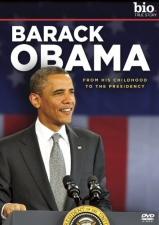Barack Obama Bio DVD