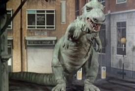 Doctor Who dinosaur
