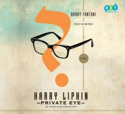 Harry Lipkin, Private Eye Audiobook
