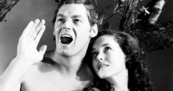 Johnny Weissmuller as Tarzan