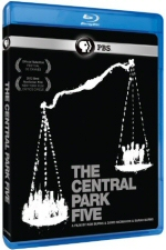 Central Park Five PBS Blu-Ray