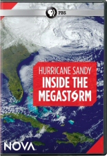 Hurricane Sandy: Inside the Megastorm Nova PBS DVD
