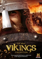 Real Vikings Collection DVD