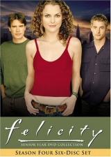 Felicity Season 4 DVD