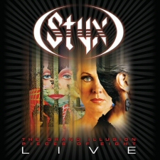 Styx: Grand Illusion and Pieces of Eight Live CD