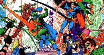 Justice League of America 200