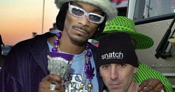 Snoop Dogg and Maynard from Tool, 2001