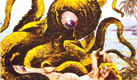 Monster From the Ocean Floor!