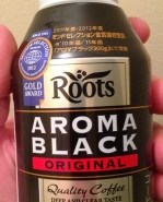 Roots Aroma Black Original Coffee