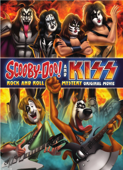 Scooby-Doo and Kiss: Rock and Roll Mystery Blu-ray