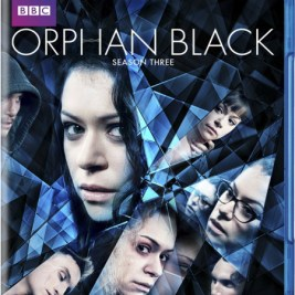Orphan Black Season 3 Blu-Ray