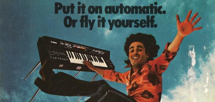Casio Magazine Ad Automatic