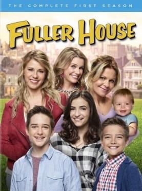 Fuller House Season 1 DVD
