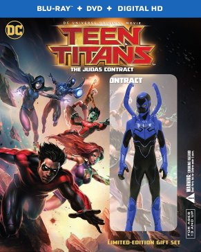 Teen Titans Blu-ray