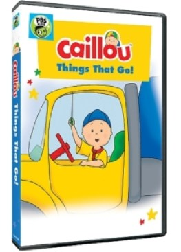 Caillou : Things That Go!