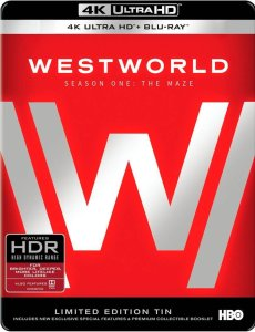 Westworld Season One 4K