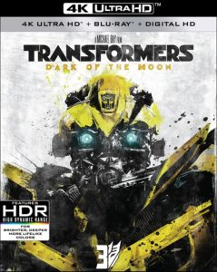 Transformers - Dark of the Moon 4K