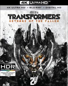 Transformers - Revenge of the Fallen 4K