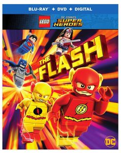 DC Superheroes Flash Blu-ray