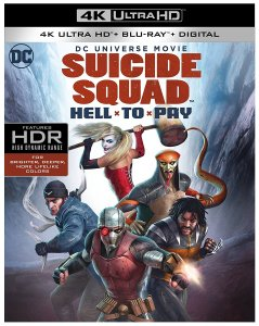 Suicide Squad Hell Pay 4K