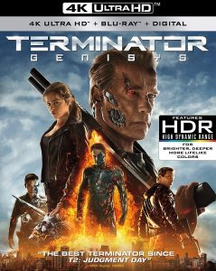 Terminator Genisys 4K