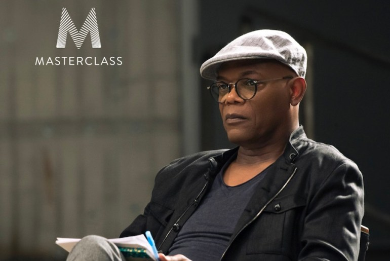 Samuel L. Jackson MasterClass