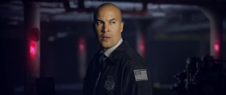 Coby Bell as Jace Turner in The Gifted
