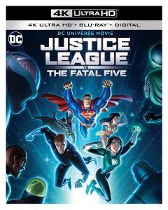 Justice League vs. Fatal Five