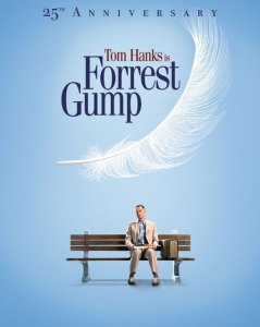 Forrest Gump 25th Anniversary Blu-ray