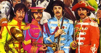 Beatles Sgt. Peppers