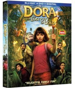 Dora Lost City of Gold