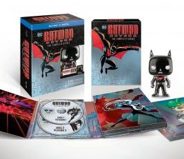 Batman Beyond Complete Series Limited Edition