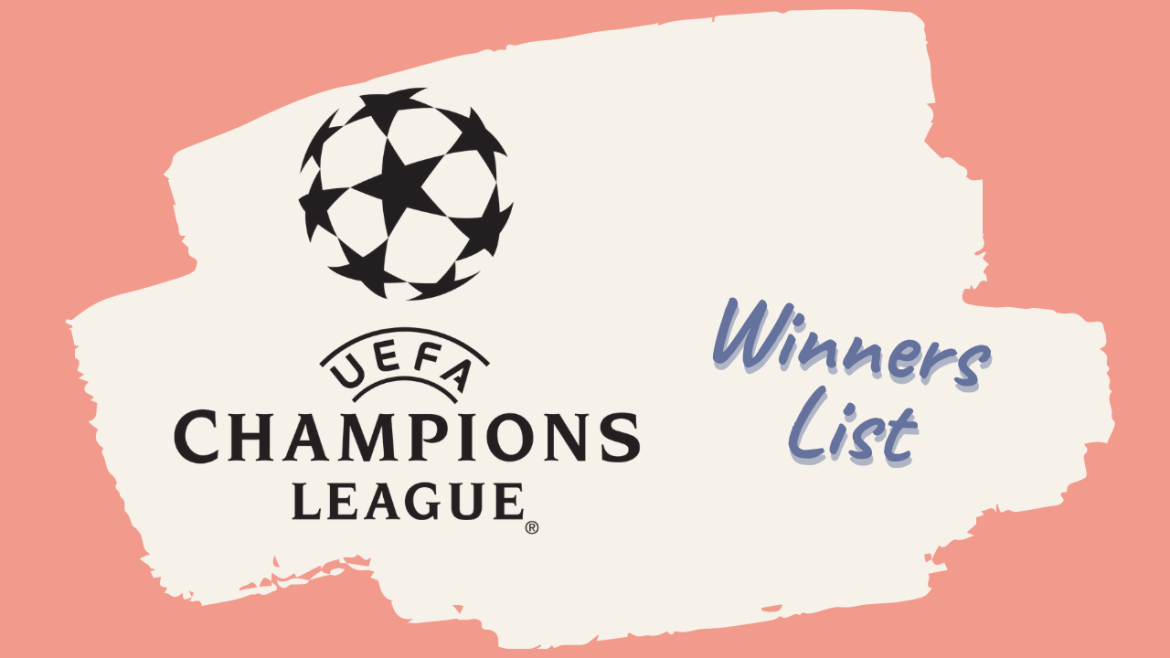 champions league, champions league all winners, champions league results, champions league UEFA, football champions league results, Union of European Football Associations