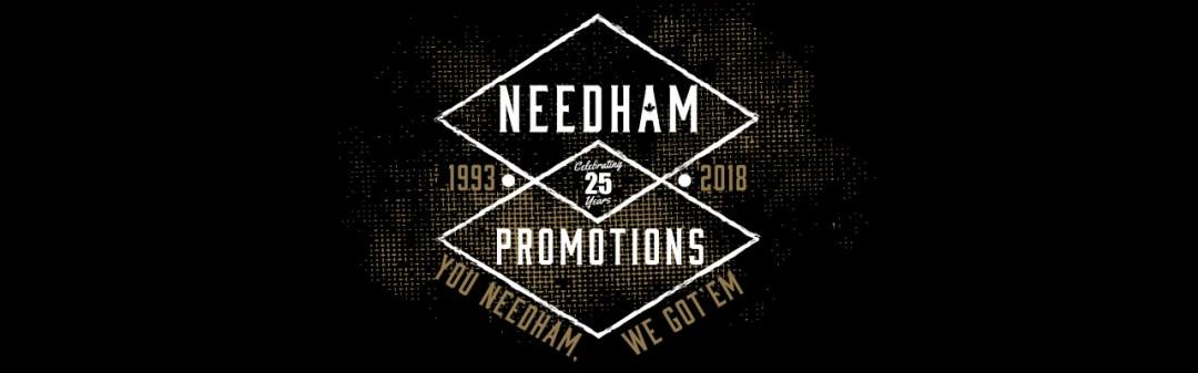 Needham Promotions Celebrating 25 Years