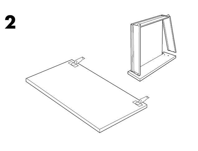 Ikea Abstrakt Deep Drawer Front S3 15 Assembly Instruction