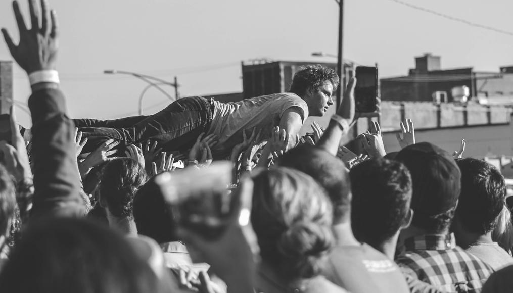 Mac DeMarco @ AVClub Fest 2014 - Chicago