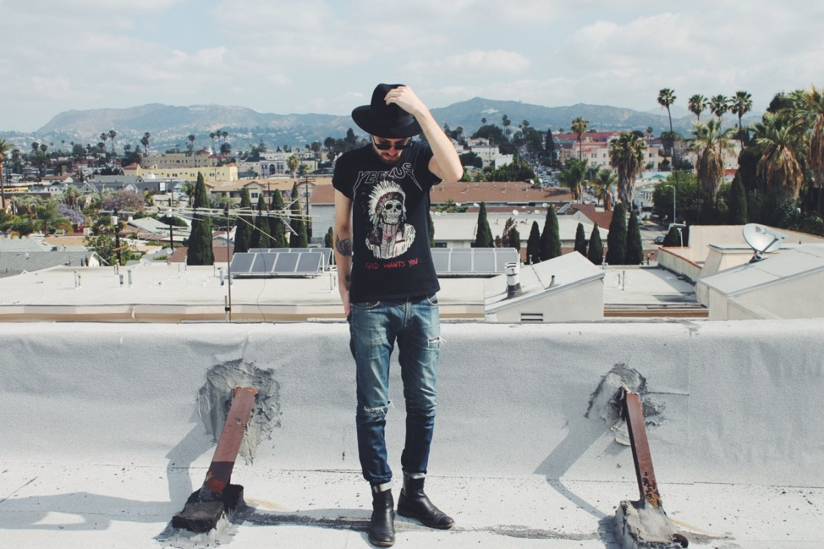 Rooftop in K-Town