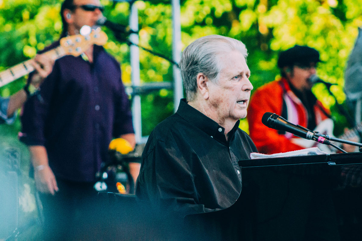 Brian Wilson Performing Pet Sounds